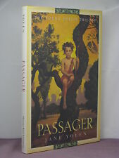 1st, signed by the author, Young Merlin 1: Passager by Jane Yolen (1996)