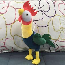 "Moana Heihei Chicken Plush Toy Movie Stuffed Figures Doll Kid Birthday Gifts 12"""