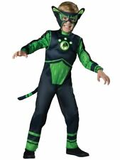 Wild Kratts Panther Muscle Boys Costume