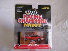 2016 Racing Champions Mint Series '71 Plymouth GTX