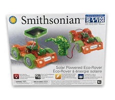 Smithsonian Solar Power Eco Rover Science Toy