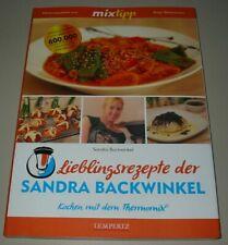 Bachwinkel Lieblingsrezepte mixtipp Rezepte Koch Buch Kochen Thermomix Neu!
