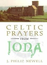Celtic Prayers from Iona by Philip Newell (Hardback, 1978)