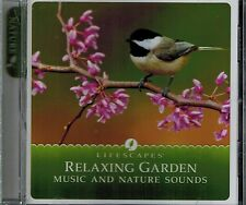 LIFESCAPES - RELAXING GARDEN - MUSIC AND NATURE SOUNDS - MINT CD