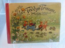 TEDDYS TRAUM - Hahn, Lena. Illus. by Baumgarten, Fritz
