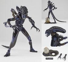 "Kaiyodo Tokusatsu Revoltech 016 Sci-Fi Alien Warrior 6"" Action Figure Toy NIB"