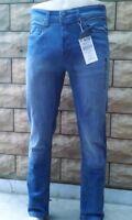 Men's Jeans - Oscar - Straight Original Fit - Light Blue Shade