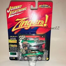 Johnny Lightning Zingers Limited Edition Metal Flank Green 1971 Ford Pinto
