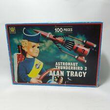 Thunderbirds Alan Tracy Thunderbird 3 Puzzle 100 Pieces King 100% Complete