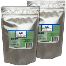 2 Pounds - Ferrous Sulfate Heptahydrate - 20% Fe
