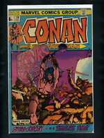 Conan the Barbarian (UK Edition) #19 VG/F  Marvel Comic Book