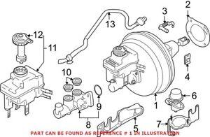 Genuine OEM Power Brake Booster for BMW 34336779742