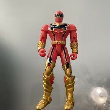 Power Rangers Operation Overdrive Mystic Force Red Ranger Bandai 5.5? 2005