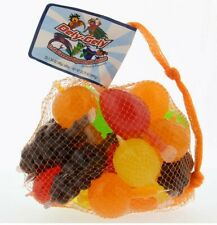 Dely Gely (25 count) Bag Squeezable Jellies! TikTok FAMOUS Fruit Candy Jelly
