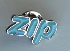 Zip Airlines Air Canada Blue Lapel Souvenir Pin