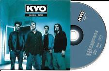CD CARTONNE CARDSLEEVE KYO DERNIERE DANSE 2T TBE