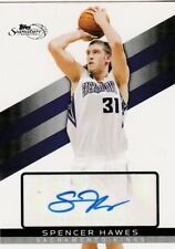 2009 Topps Signature Spencer Hawes Kings Auto /999 Mint!