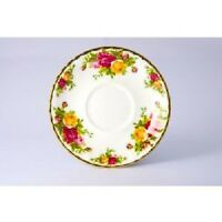 Royal Albert Old Country Roses Cream Soup 6-1/2-ounce Saucer