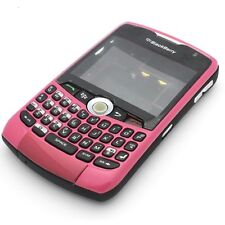 BLACKBERRY CURVE 8330 PINK FULL HOUSING COMPLETE FACE-PLATE REPLACEMENT PARTS