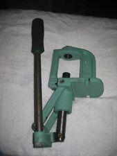 RCBS ROCKCHUCKER RC RELOADING PRESS  rifle pistol hunt shoot reload  Cast Iron