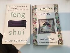Principles of Feng Shui & Creating a harmonious environment... 2 for price 1