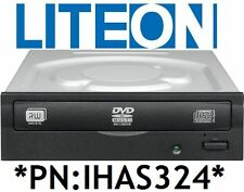 Lite-On DVD/CD Burner/Writer PC/Desktop Computer SATA Drive IHAS324 *LIKE NEW