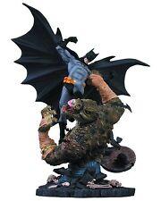 DC Collectibles Batman vs. Killer Croc Statue Second Edition New In Box LAST 1