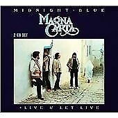 Magna Carta - Midnight Blue/Live & Let Live (2010)  2CD  NEW/SEALED  SPEEDYPOST