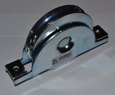 PRODIF SOMEC - Galet à encastrer sur gorge ronde diamètre 120 mm - ref : F964