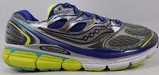 Saucony Hurricane ISO Women's Running Shoes Size US 8 M (B) EU 39 Gray S10259-1