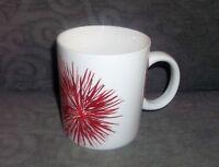 Starbucks Red Starburst Fireworks 12 fl.oz Coffee Cup Mug 2014