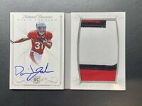 DAVID JOHNSON RC 2015 National Treasures Rookie Patch Booklet Auto RPA 88/99