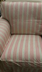 IKEA Ektorp COVERS for 2+2 Corner Sofa Mobacka Striped SLIPCOVERS Xmas