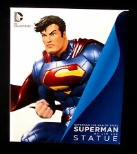 Superman Man of Steel Statue by Jim Lee from 2013 1st in Series DC Comics