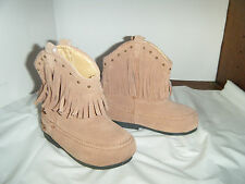 DINGO Suede Cowboy Boots  Size 4.5 M Baby Toddler No box-On Sale!