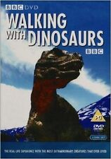 WALKING WITH DINOSAURS 2 DISC BOX SET BBC UK REGIONS 2 & 4 DVD & BOOKLET NEW