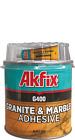 Akfix Knife Grade Epoxy Glue. Marble, Granite, Stone, Tile, Cracks&Chips 17.6 oz