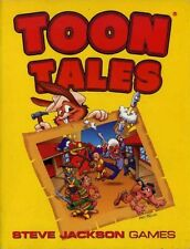 TOON TALES EXC! THE ROLEPLAYING GAME #7605 Module Worlds Rulebook Accessory