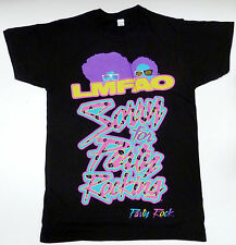 L.M.F.A.O Concert T Shirt SMALL- Sorry For The Party Rocking-USA - Short Sleeve