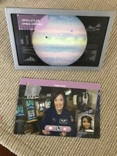 "American Girl Luciana Nasa Space monitor tv screen frm Mars Habitat NEW 18"" doll"