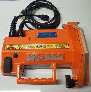 MK Diamond 660 Tile Saw Cutting Head ONLY Part Number 154290-HD 3/4HP 110V 60Hz