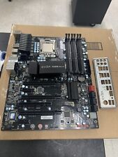 Evga X58 SLI3, LGA 1366/Socket B, Intel (131-GT-E767-TR) Motherboard With CPU