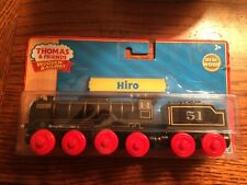 LC98018 Hiro with Tender for the Thomas Wooden Railway System New in Box