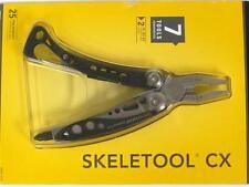 LEATHERMAN SKELETOOL CX Multi-Tool Plier Knife! 830850