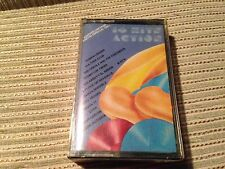 V/A 14 HITS ACTION SPANISH CASSETTE TAPE SPAIN U2 B 52'SHUMAN LEAGUE SYNTH 80'S