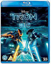 Tron - Legacy (Blu-ray, 2011)