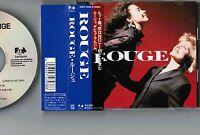 ROUGE-ex.ARABESQUE Rouge JAPAN CD w/OBI+P/S Booklet 32FD-7038 Michaela&Jasmin Ex