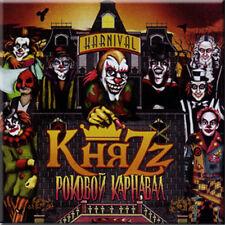ROKOVOY KARNAVAL - KNYAZZ RUSSIAN ROCK BRAND NEW CD