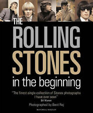 The  Rolling Stones : In the Beginning by Bent Rej (Hardback, 2006)