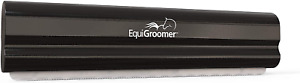 EquiGroomer Self-Cleaning Deshedding Grooming Horse Tool Brush Curry Comb Gently